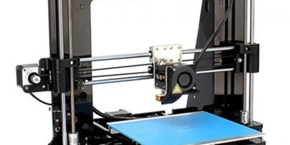 Impresoras 3D domésticas