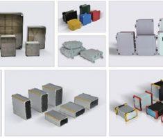 STANDARD PLASTIC BOXES