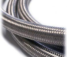 聚四氟乙烯不锈钢编织软管