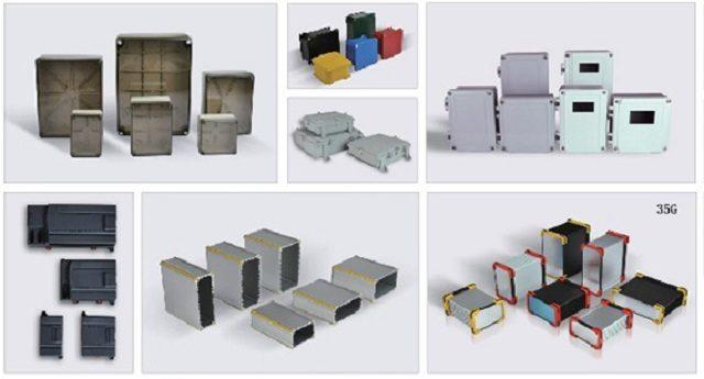 标准塑料盒