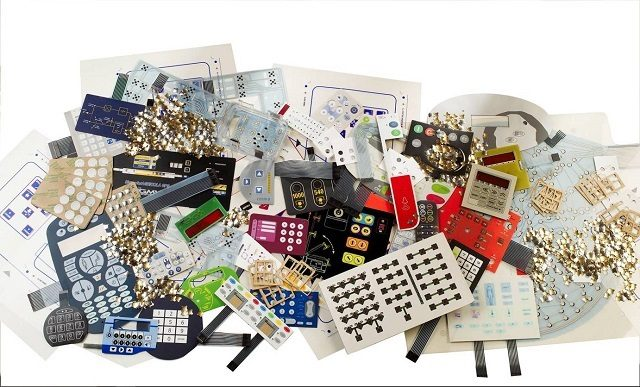 SWITCHES AND DIGITAL PRINTING