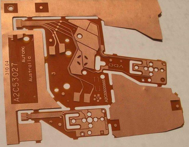 Circuitos flexibles FPCB