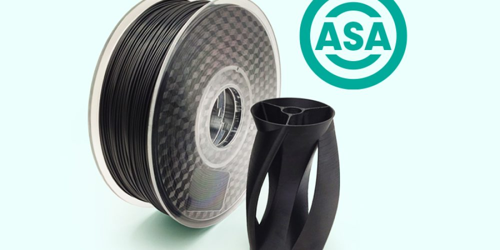 Nuevo filamento ASA en 3DCPI